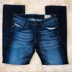 """Diesel Mens Jeans Viker 29 x 28"""" Inseam"""